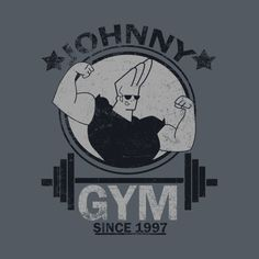 Check out this awesome #Johnny #Bravo #Gym #Fitness #Shirt @ https://www.teepublic.com/t-shirt/77590-johnny-gym?aff_store_referral_id=756
