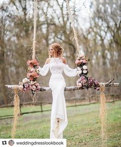 #Repost @weddingdresslookbook with @repostapp  Yes or No??? Tag BFF follow me @wedding_dressdreams   via Instagram http://ift.tt/2p3rjvb
