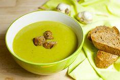 Brokolicová krémová polévka se smetanou, chutné recepty - Vitana Pudding, Arizona, Desserts, Recipes, Food, Tailgate Desserts, Deserts, Custard Pudding, Recipies