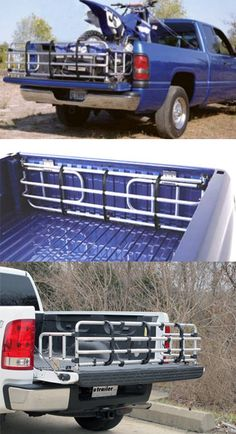 Fold Down Truck Bed Extender - compatible with the Ford use the extender to transport wood, pipes and other materials. Ram Trucks, Cool Trucks, Fire Trucks, Pickup Trucks, F150 Truck, Chevy Trucks, Truck Accesories, Truck Bed Accessories, Ford Ranger