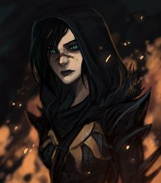 Hawke by Misao-Christina.deviantart.com on @DeviantArt Dragon Age Hawke, Dragon Age Inquisitor, Dragon Age 2, Strong Female Characters, Fantasy Characters, Character Inspiration, Character Art, Dragon Age Games, Dragon Age Series