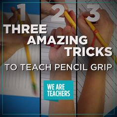 3 Amazing Tricks for Good Pencil Grip Learn how to teach good pencil group with three amazing tricks. Psychology Courses, Colleges For Psychology, School Psychology, Psychology Notes, Educational Psychology, Motor Skills Activities, Preschool Learning Activities, Kids Learning, Gross Motor Skills