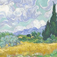 I dream of painting and then I paint my dream.  -Vincent Van Gogh