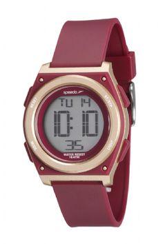 e9432b2dbfe 80605L0EVNP2 Relógio Feminino Esportivo Digital Speedo - Guest Club
