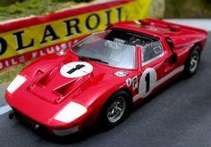 FORD GT40 mk.II SPYDER
