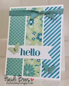 It's the last Friday Favorites for this month with items we are so sad to see go!! The Stylin' Stampin' INKspiration gals  are showing off s...