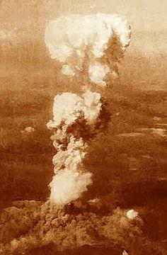 Hiroshima Bomb.
