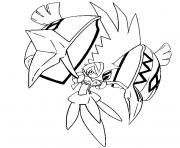 Pokemon coloring pages for kids pokemon rayquaza - Coloriage pokemon deoxys ...