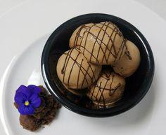 Παγωτό παρφέ με Nucrema | ION Sweets Ice Cream, Sweets, Breakfast, Recipes, Dessert, Food, No Churn Ice Cream, Morning Coffee, Gummi Candy