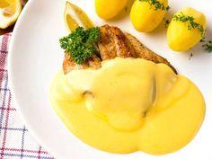 Hollandi mártás alaprecept | Bérczi Róbert receptje - Cookpad receptek Hungarian Recipes, Hungarian Food, Tasty, Yummy Food, Mashed Potatoes, Cake Recipes, Side Dishes, Goodies, Food And Drink