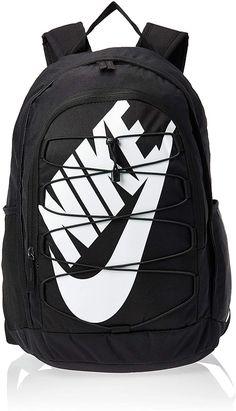 Nike Hayward Backpack, Nike Backpack for Women and Men with Polyester Shell & Adjustable Straps, Black/Black/Metallic Silver Mesh Backpack, Black Backpack, North Face Vault Backpack, Unisex, Nike Yoga Pants, Cool Backpacks, Nike Backpacks, Lightweight Backpack, Best Luggage