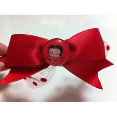 Paper Faces Öpücük Atan, Betty Boop Aksesuarlı, Kırmızı İnce Taç 18,00 TL ile…