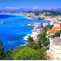 Nice, France. Mediterranean cruise in less than a month. So excited.