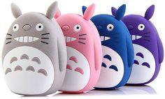 Totoro Portable Power Bank External Charger