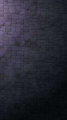 Stone Wall Simple Dark Texture iPhone 6 Wallpaper