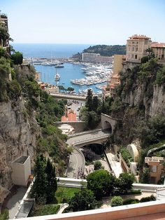 Monaco,we drove these roads very confusing