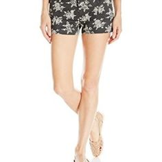 Volcom Junior's Frochickie 2.5 Inch Shorts Skirt Pants, Shorts, Women, Fashion, Moda, Women's, La Mode, Fasion, Fashion Models
