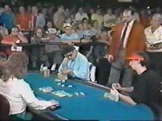 Johnny Chan vs. Eric Seidel 1988 WSOP
