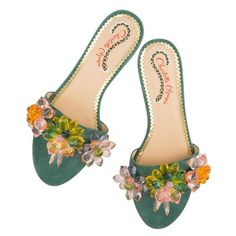 Dress from the feet up! This is what I've got my eye on from Charlotte Olympia #PrettyPlease
