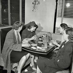 vintage everyday: Taste of a Decade: A Glimpse Inside American Restaurants and…