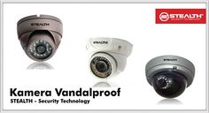 cctv dome kamera vandalproof series