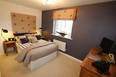 """Brand new 2, 3 & 4 bedroom homes from £99,995 for a two bedroom semi-detached home or just £335 per month with the governments Help to Buy scheme."""" www.gleeson-homes.co.uk"""