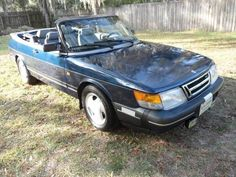1993 SAAB TURBO CONVERTIBLE.AUTO.AC.68k Mi.New Top.FLORIDA CAR. TRADE?