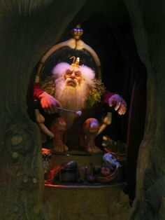 Trollen koning Efteling.... LOVE this place!!!!