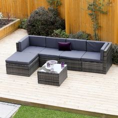 6pc milan modular rattan corner sofa set ombetraekning wegner pris 16 best images on pinterest wicker cane furniture and black grey weave garden free cover