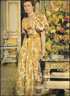 Princess Grace, I wish I still had the magazine this photo shoot was published in!