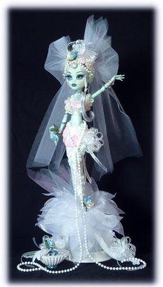 Mermaid Queen by Cindy