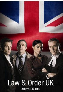 Law and Order UK / What a great idea to bring this to a UK setting and re-do the scripts in another time and place with a superb British cast / And WHAT a find is Bradley Walsh!  He must never leave the show - I couldn't take it!