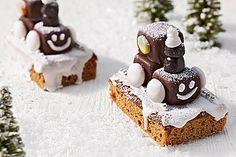 Christmas Baking, Christmas Cookies, New Year's Cake, After School Snacks, Food Humor, Edible Art, C'est Bon, Creative Food, Food Art