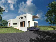 ontwerp woonhuis