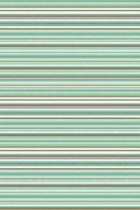 Papel de parede com listras horizontal em tons de verde, bege, marrom.