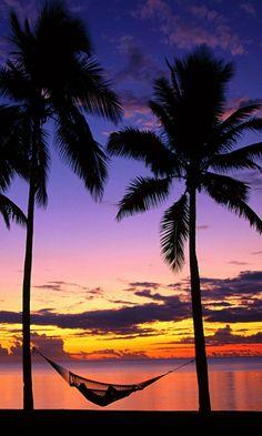 Sunset - Denarau Island, Fiji