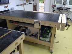 Einrichtung/Neubau Werkstatt - Seite 2 - woodworker
