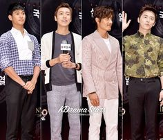KimSooHyun‬ Lee Hyun Woo, ‪#‎LeeByungHun‬ Jo Jung Suk Provided Plently of Eye Candy at Movie 'Snowpiercer' VIP Premiere [July 29th]