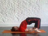 Opening up in the spine and chest feels great and strengthens our