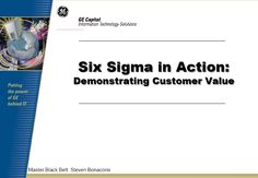 Data Conversion Cycle Time Six Sigma Case Study