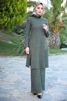 Islamic Fashion, Muslim Fashion, Modest Fashion, Hijab Fashion, Fashion Dresses, Fasion, Hijab Style Dress, Hijab Outfit, Modest Dresses