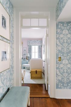 Victoria Magazine, Pink Walls, Ballard Designs, Pottery Barn Kids, Educational Technology, Baby Decor, Inspired Homes, Beautiful Interiors, Furniture Design