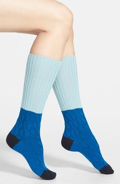 4d61a36b19b Pantherella  Clara  Slouchy Wool  amp  Cashmere Blend Boot Socks available  at  Nordstrom