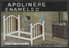 Marcel Duchamp, Apolinere Enameled,1916-17 on ArtStack #marcel-duchamp #art