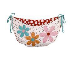 Cotton Tale Designs Lizzie Toy Bag $33.00