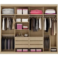 fine closet design, will be credited with to the beautiful interior of your home. Wardrobe Design Bedroom, Bedroom Cupboard Designs, Bedroom Cupboards, Master Bedroom Closet, Bedroom Wardrobe, Wardrobe Closet, Built In Wardrobe, Closet Space, Walk In Closet