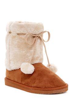 Bucco Kellan Faux Fur Boot