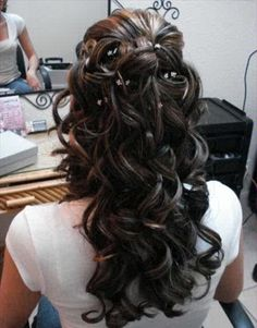 Enchant Your Looks with Long hairstyles for Wedding 2014