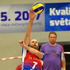 Volleyball World Cup Qualification match: Czech Republic vs Sweden