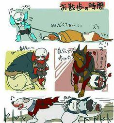 Undertale Au's - Comic Vietsub - Part 1 Undertale Comic Funny, Undertale Love, Anime Undertale, Undertale Memes, Undertale Drawings, Undertale Ships, Sans Cute, Toby Fox, Bros